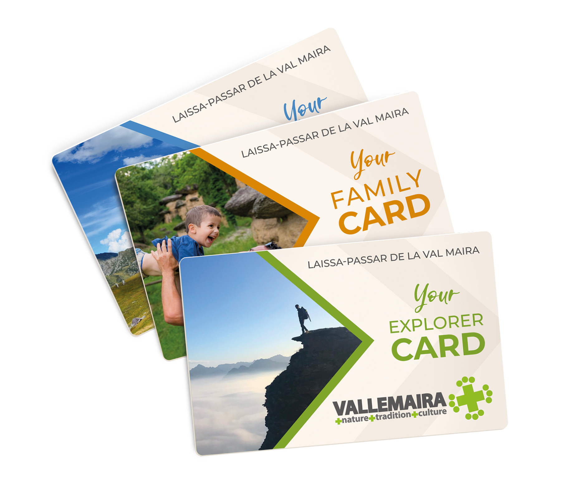 Valle Maira Card